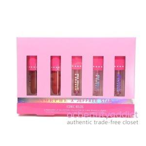 Morphe x Jeffree Star Iconic Bolds Mini Lip Set